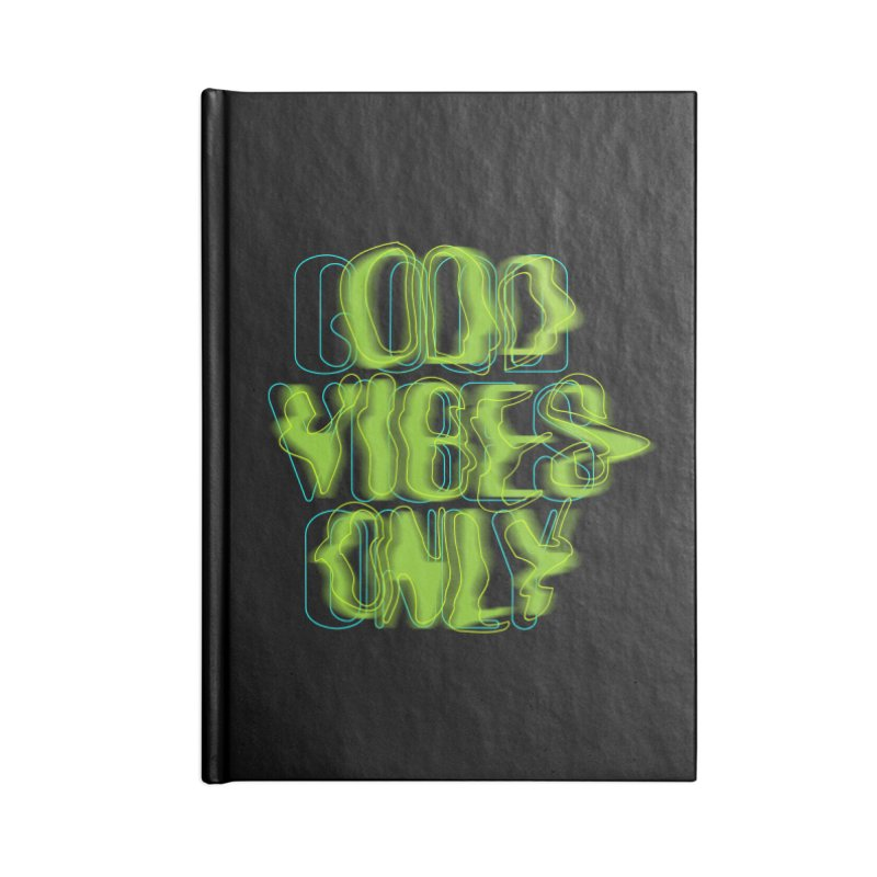 Odd vibes only Accessories Notebook by bulo