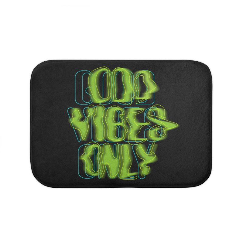 Odd vibes only Home Bath Mat by bulo