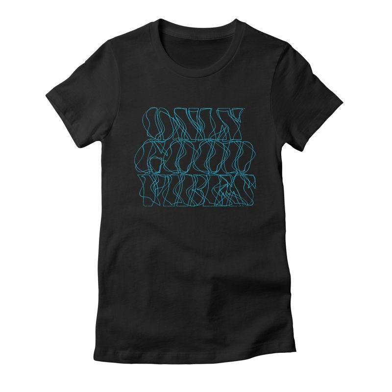 Nausea Women's Fitted T-Shirt by bulo