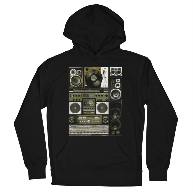 Setup Men's Pullover Hoody by bulo
