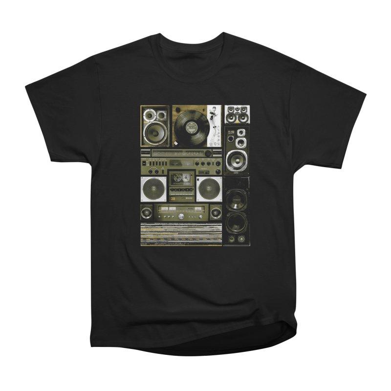 Setup Women's Classic Unisex T-Shirt by bulo