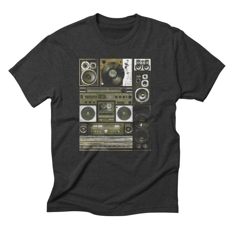 Setup Men's Triblend T-shirt by bulo