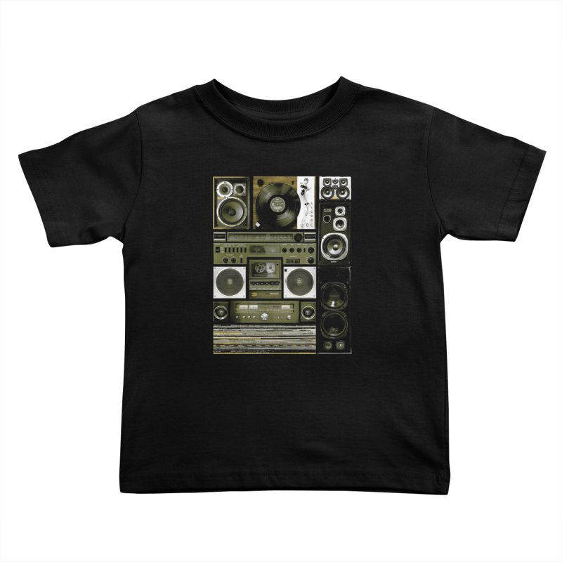 Setup Kids Toddler T-Shirt by bulo