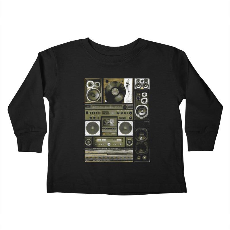 Setup Kids Toddler Longsleeve T-Shirt by bulo