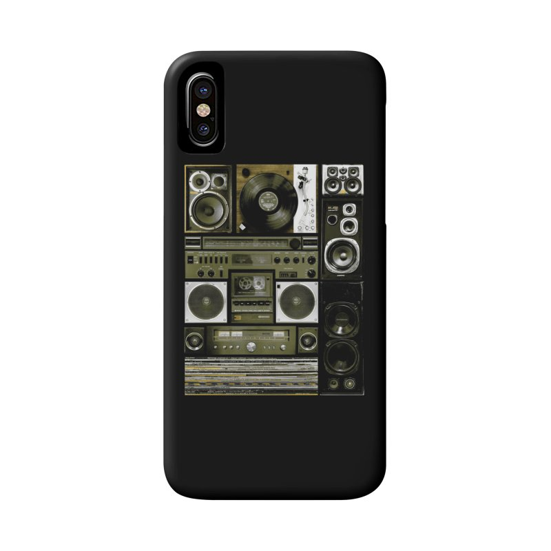 Setup Accessories Phone Case by bulo