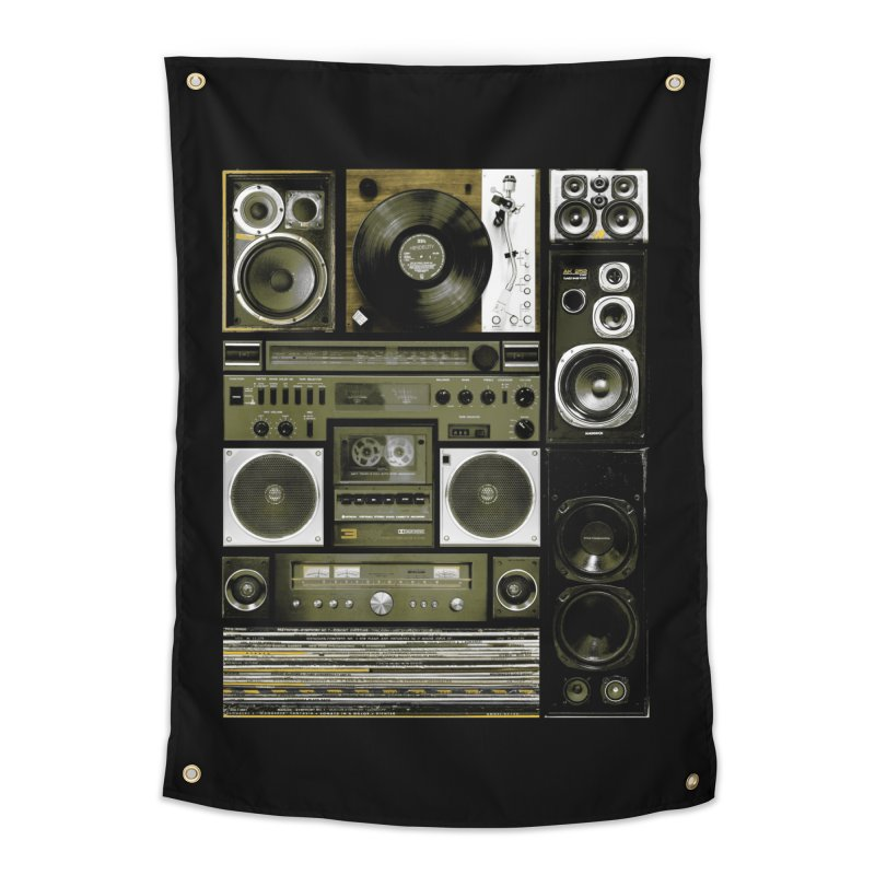 Setup Home Tapestry by bulo