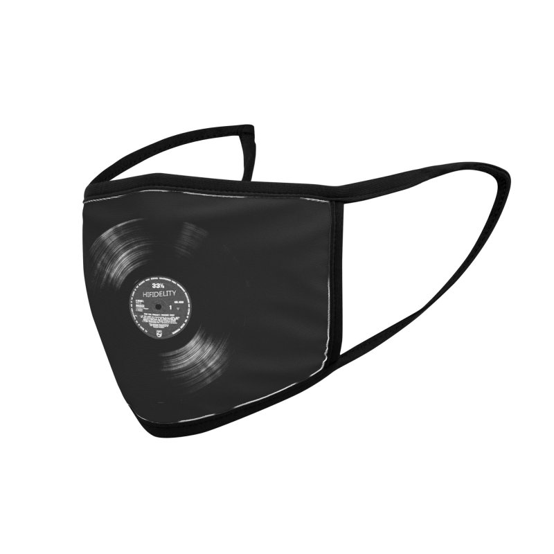 Vinyl Accessories Face Mask by bulo