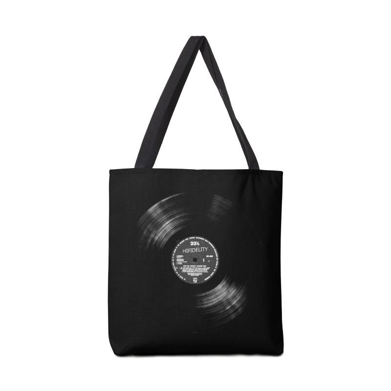 Vinyl Accessories Bag by bulo