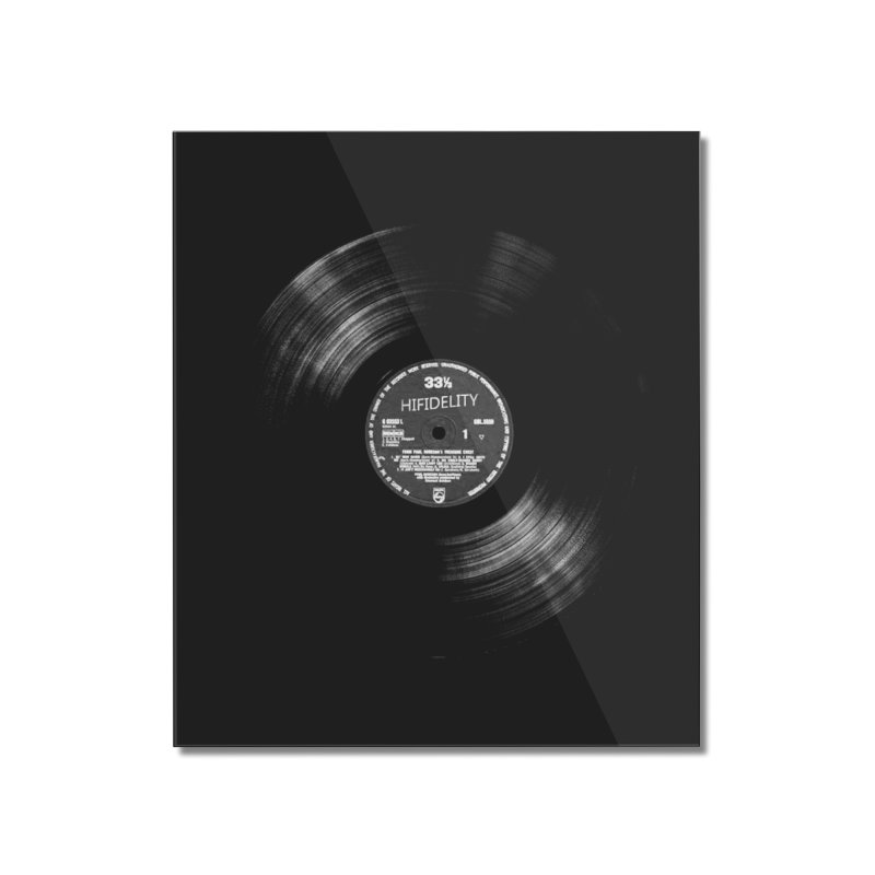 Vinyl Home Mounted Acrylic Print by bulo