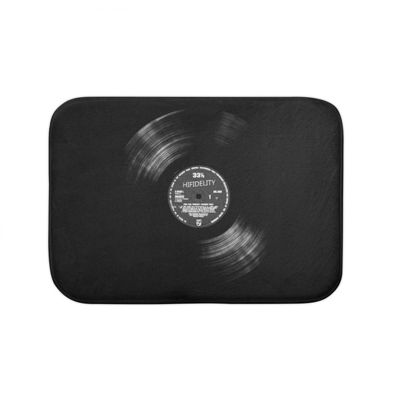 Vinyl Home Bath Mat by bulo