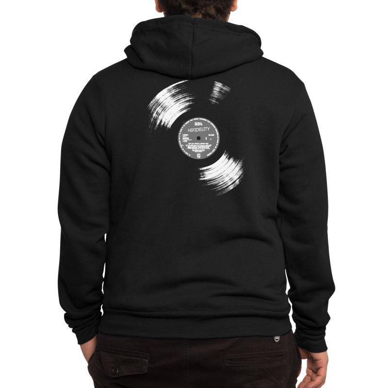 Vinyl Men's Zip-Up Hoody by bulo