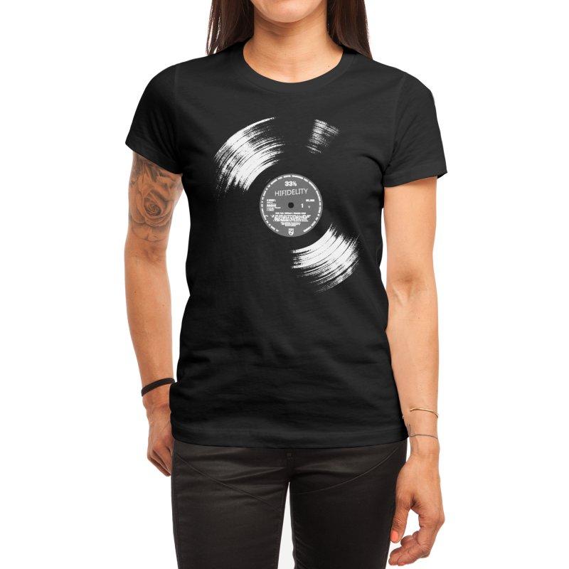 Vinyl Women's T-Shirt by bulo