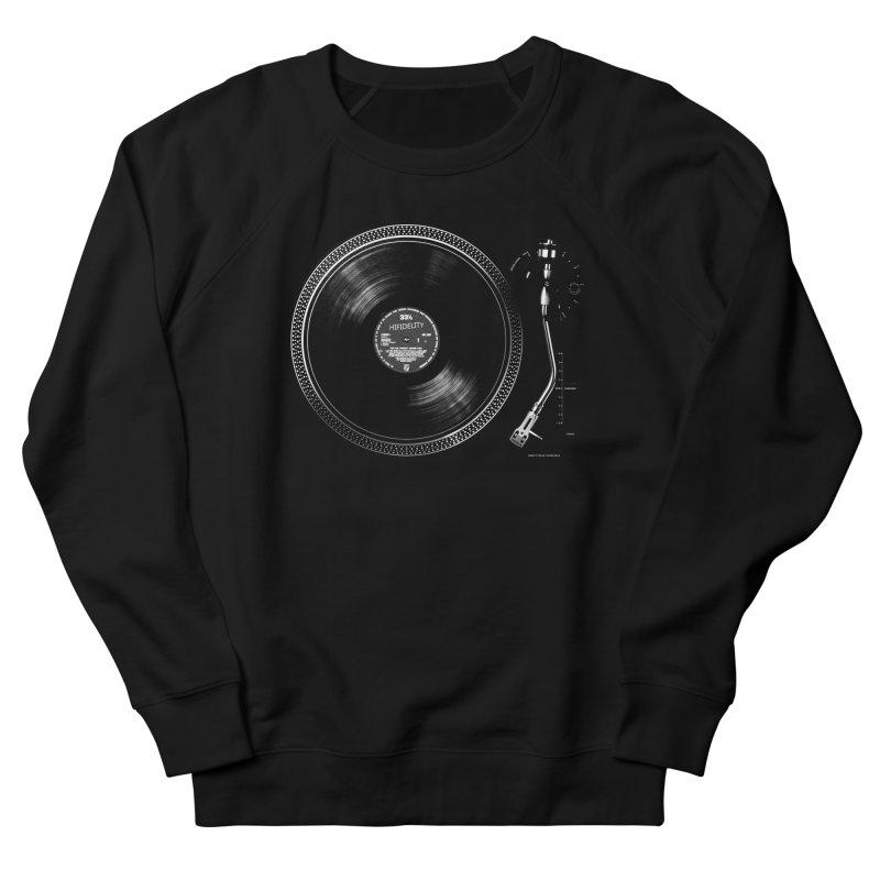 Turntable Women's Sweatshirt by bulo