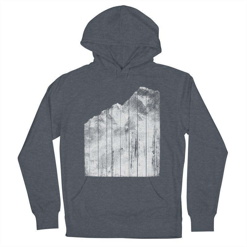 Mountain Men's Pullover Hoody by bulo
