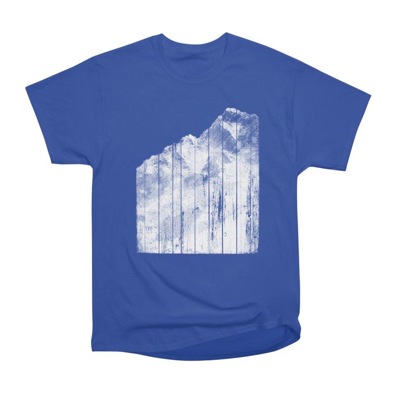 Mountain Women's Classic Unisex T-Shirt by bulo