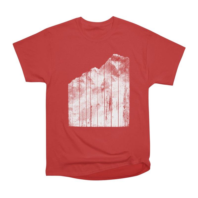 Mountain Men's Classic T-Shirt by bulo