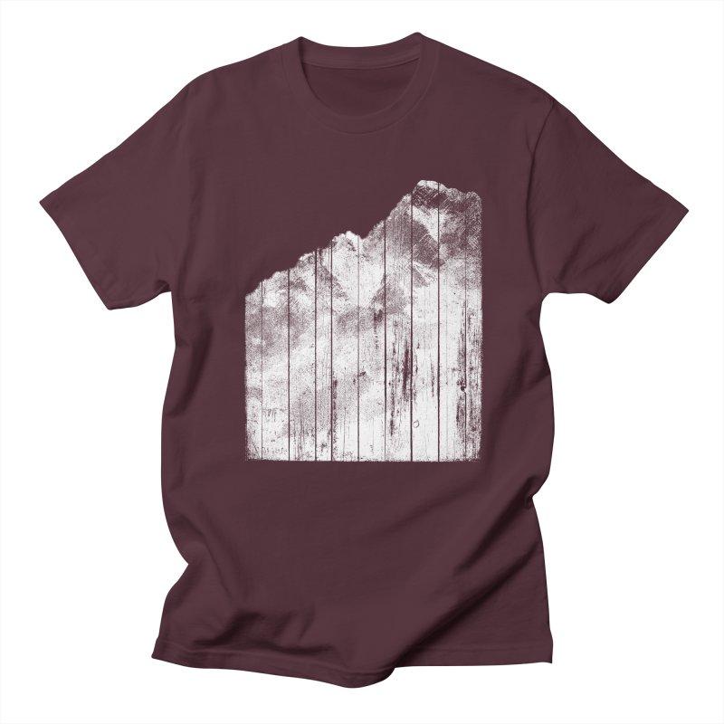 Mountain Men's T-Shirt by bulo