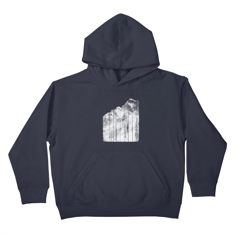 Mountain Kids Pullover Hoody by bulo
