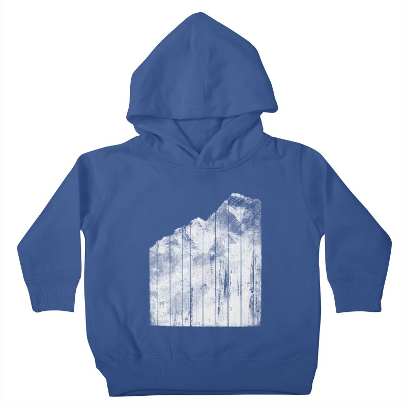 Mountain Kids Toddler Pullover Hoody by bulo