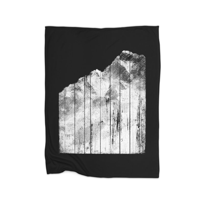 Mountain Home Blanket by bulo
