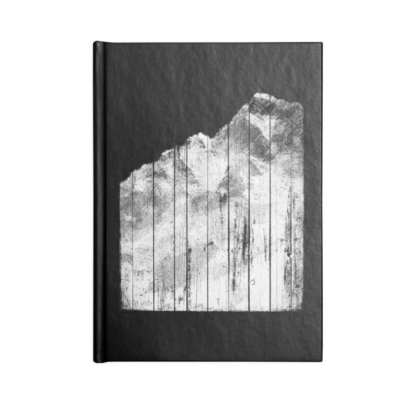 Mountain Accessories Notebook by bulo