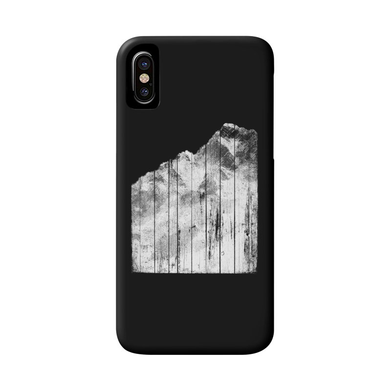 Mountain Accessories Phone Case by bulo