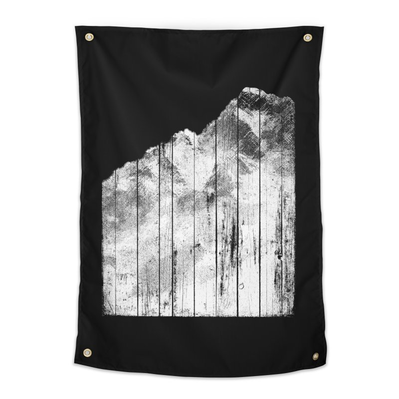 Mountain Home Tapestry by bulo