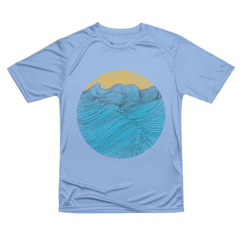 Wavy Men's T-Shirt by bulo