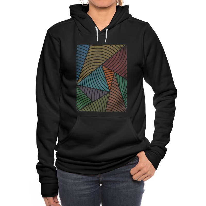 Algorithm Women's Pullover Hoody by bulo