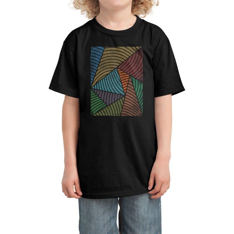 Algorithm Kids T-Shirt by bulo
