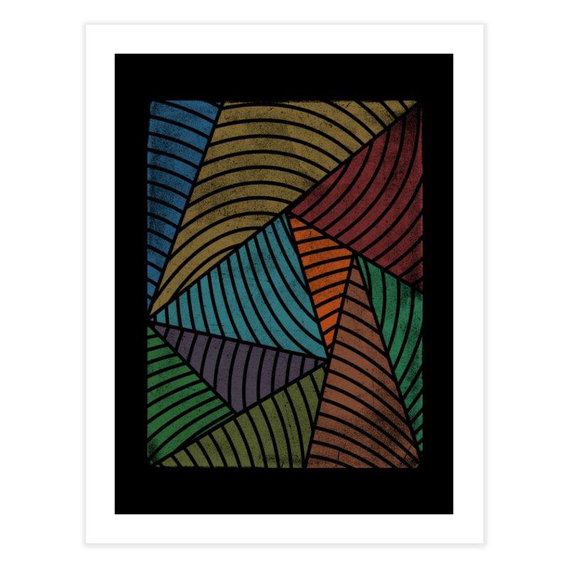 Algorithm Home Fine Art Print by bulo
