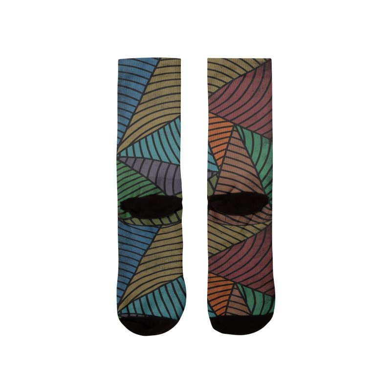 Algorithm Men's Socks by bulo