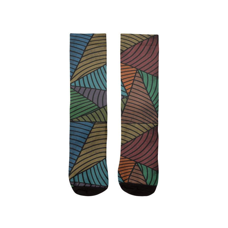 Algorithm Women's Socks by bulo