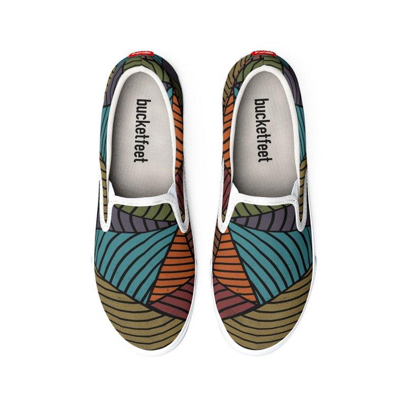 Algorithm Women's Shoes by bulo