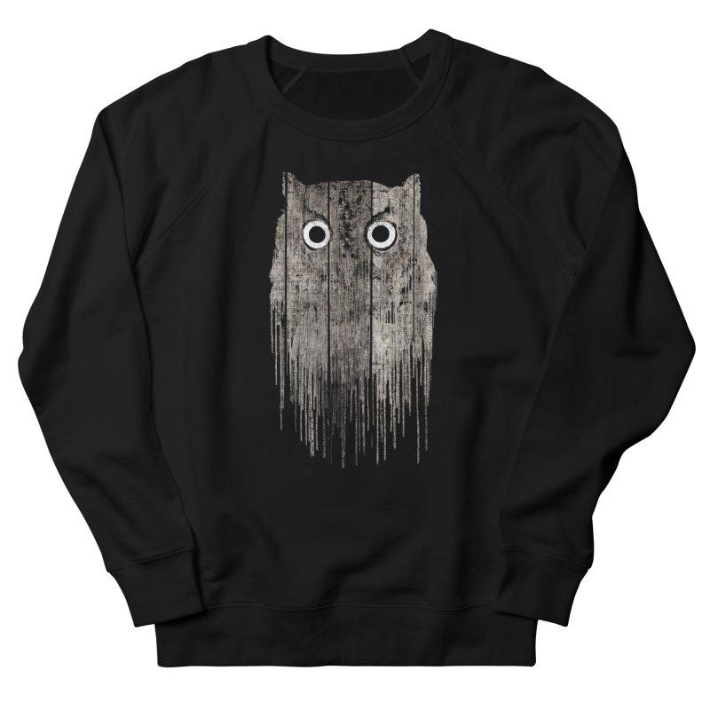 Wooden Owl Women's Sweatshirt by bulo