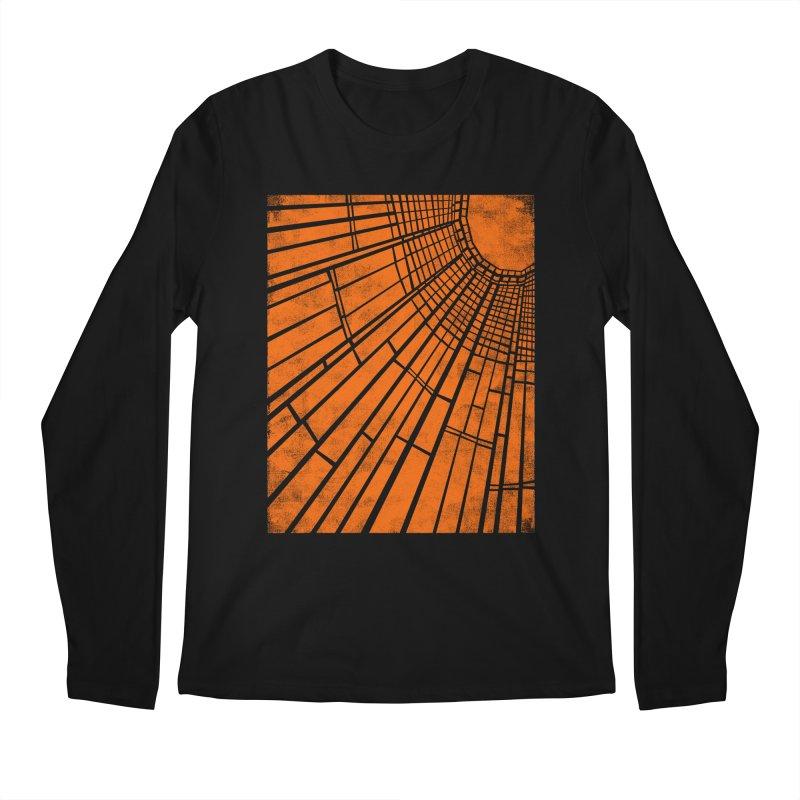 Sunlight Men's Longsleeve T-Shirt by bulo