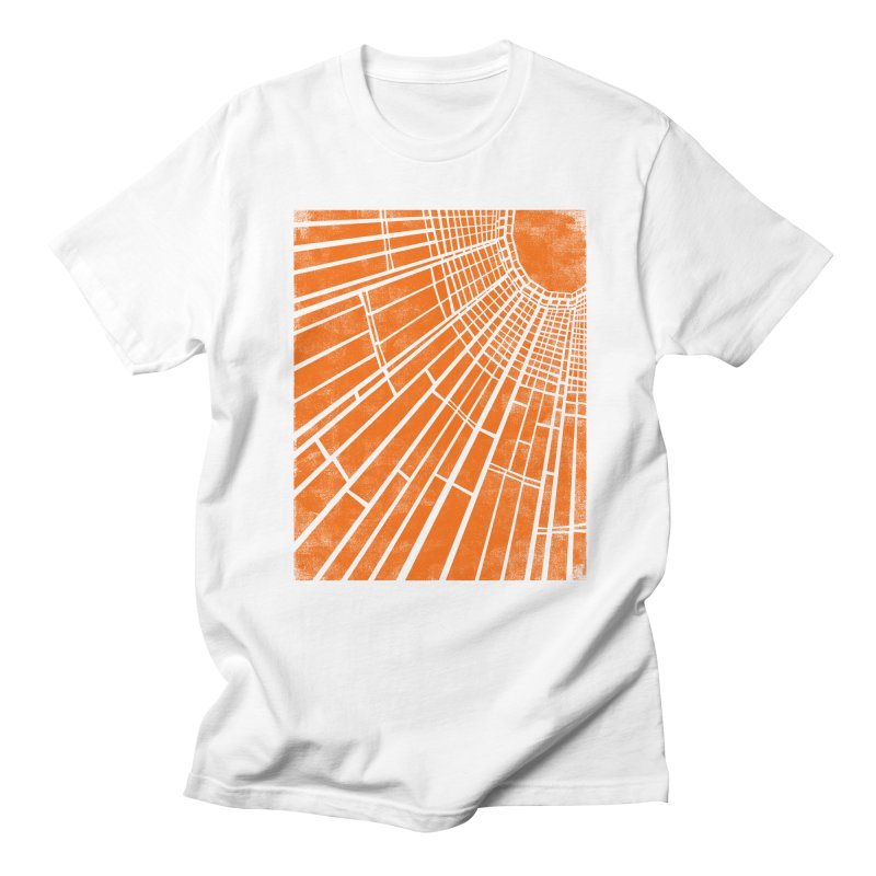 Sunlight Men's T-shirt by bulo