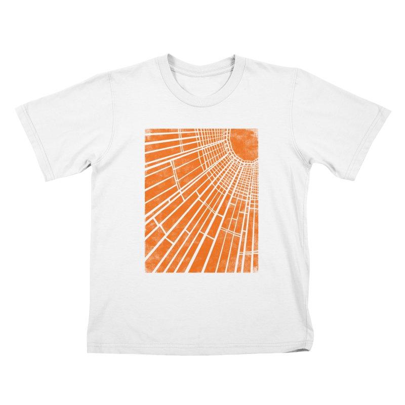 Sunlight Kids T-Shirt by bulo