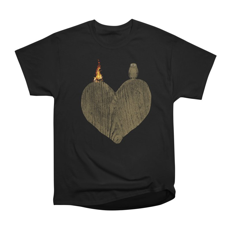 Solitude Men's Classic T-Shirt by bulo