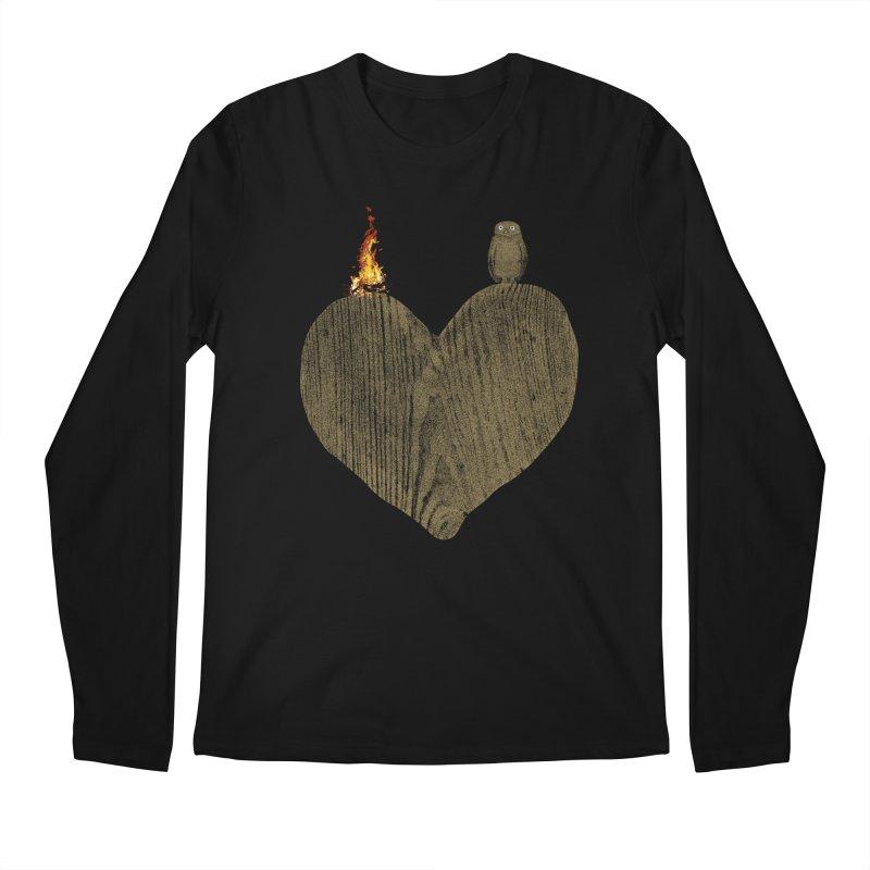Solitude Men's Longsleeve T-Shirt by bulo