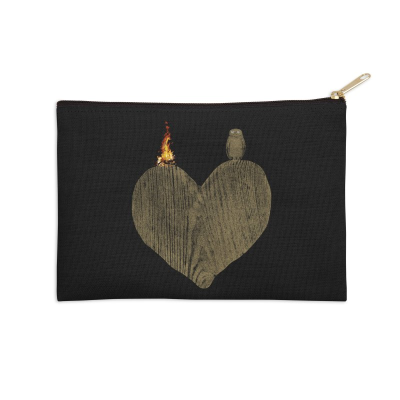 Solitude Accessories Zip Pouch by bulo