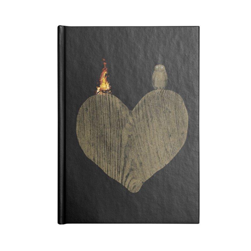 Solitude Accessories Notebook by bulo