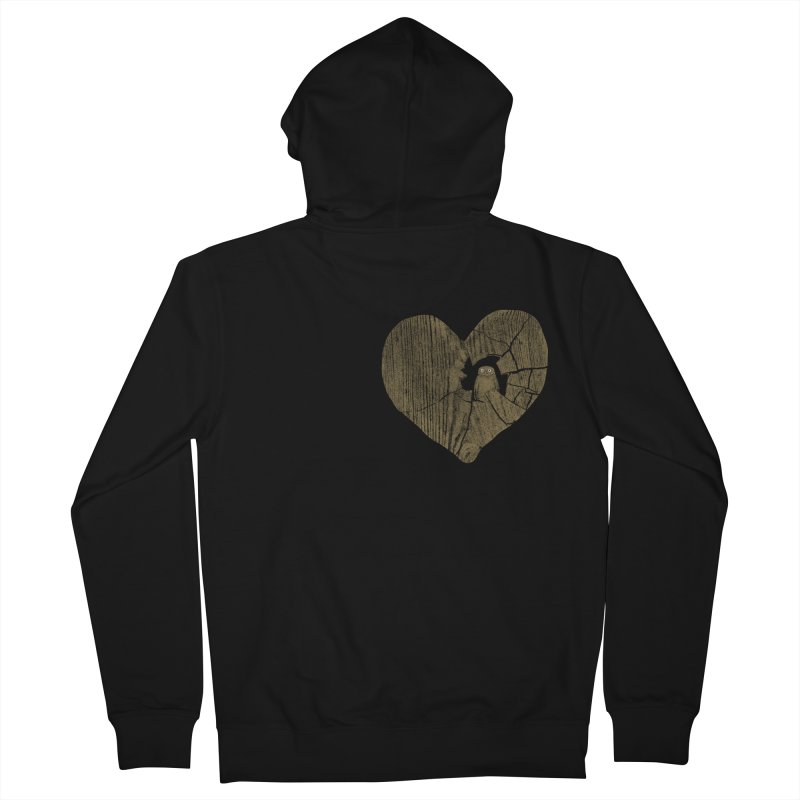 Heartbreak Men's Zip-Up Hoody by bulo