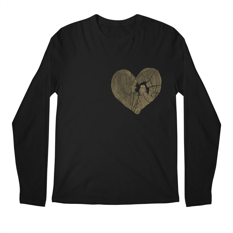 Heartbreak Men's Longsleeve T-Shirt by bulo
