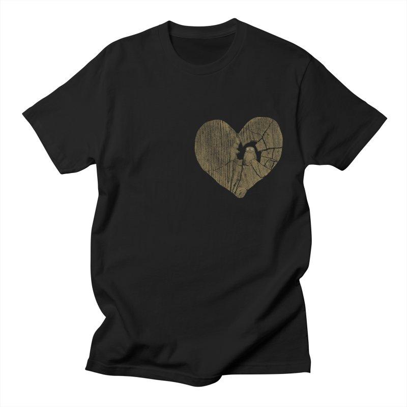 Heartbreak Men's T-Shirt by bulo