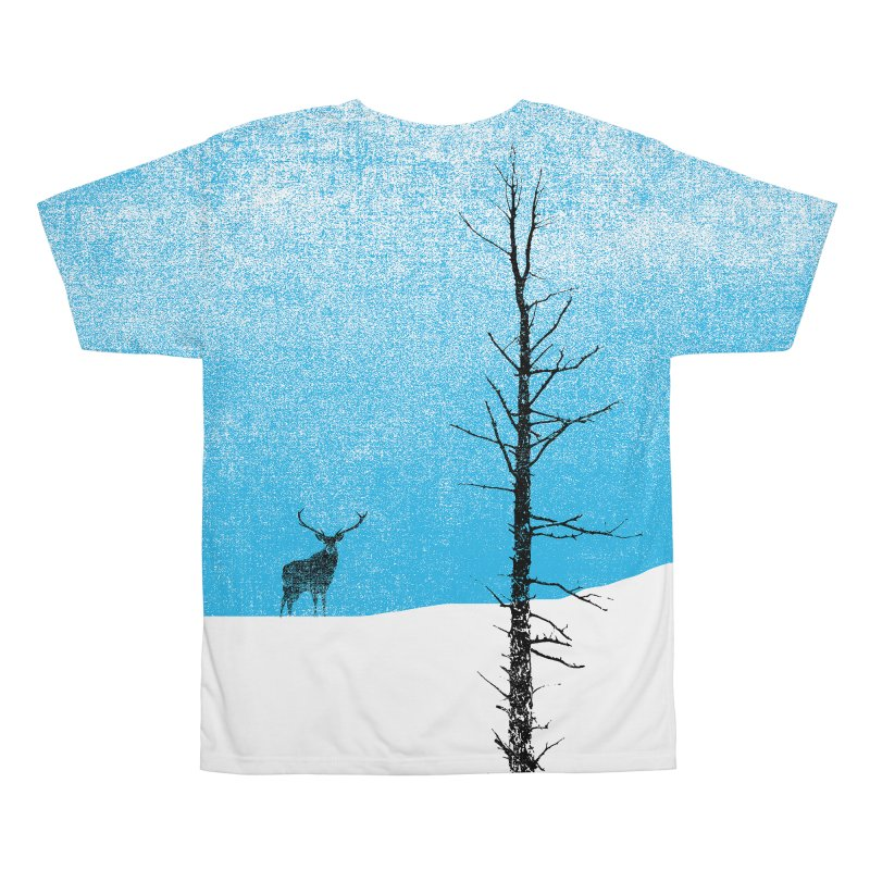 Lonely Tree Men's All Over Print by bulo