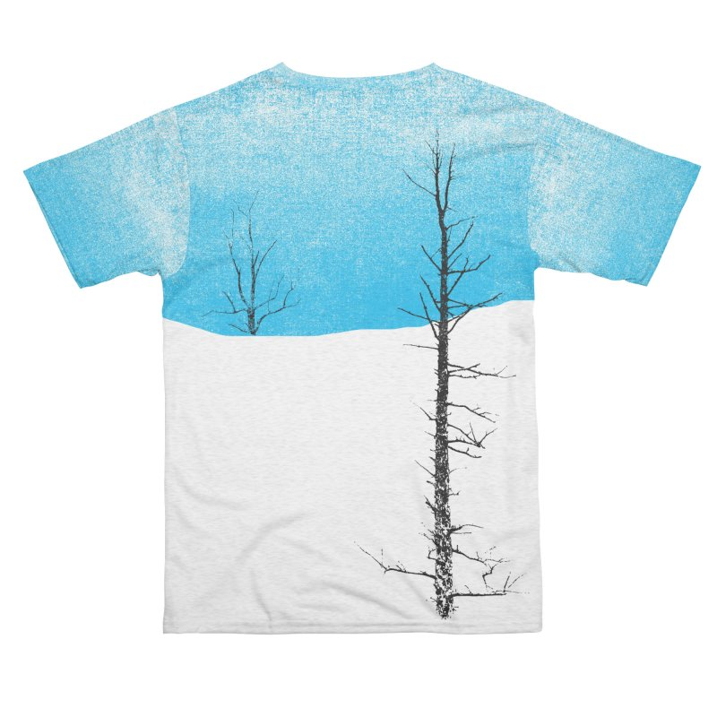 Lonely Tree Men's Cut & Sew by bulo