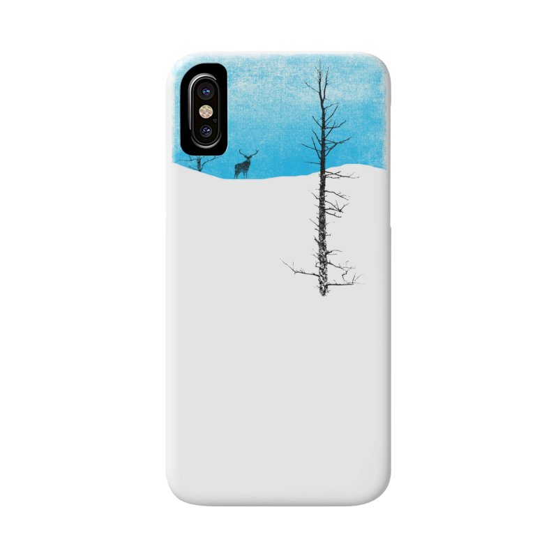 Lonely Tree Accessories Phone Case by bulo