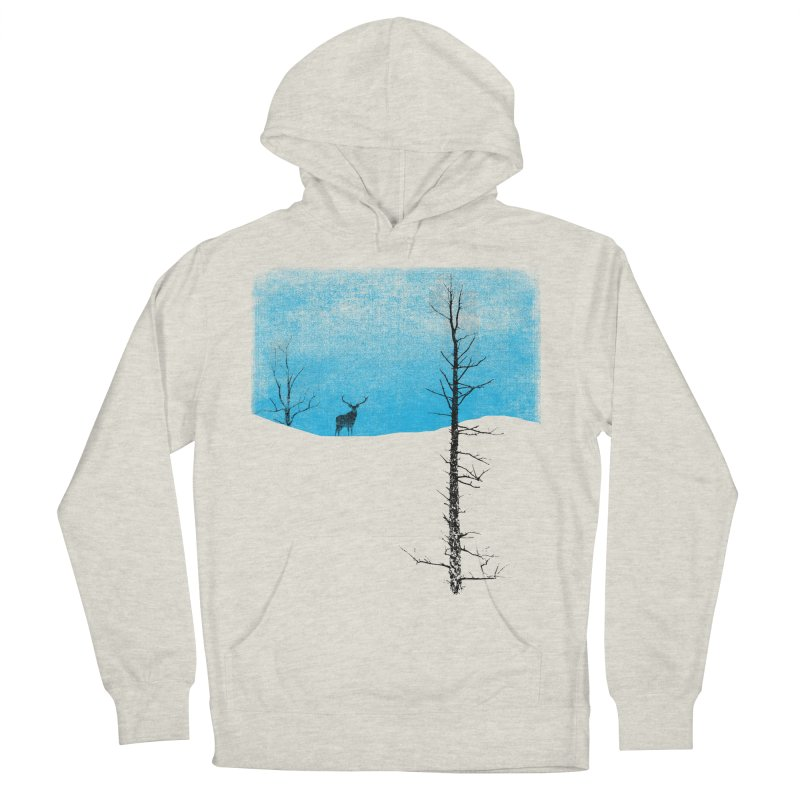 Lonely Tree Women's Pullover Hoody by bulo