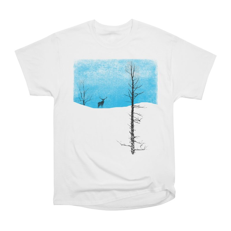 Lonely Tree Women's Classic Unisex T-Shirt by bulo